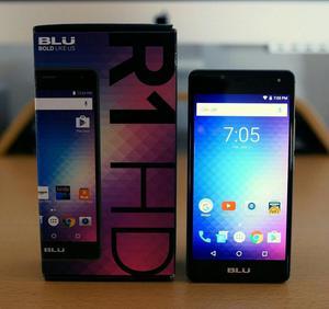 Teléfono Celular Blu R1, 16gb, 2ram