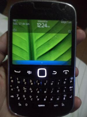 Vendo blackberry bold