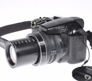 Camara Profesional Fujifilm 14mpx, video full HD, como nueva