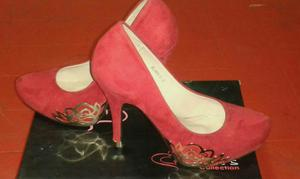 Zapatos Heart's Collection Y Anne Michel