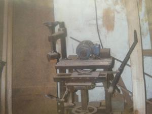 Se Venden Maquinas de Carpinteria