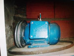 motor de inducción trifasico