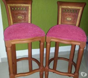 sillas de bar