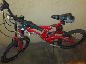 Bicicleta corrente yuma rin 20