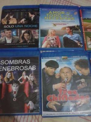 Blue Ray' S Peliculas De Comedias Y Romances