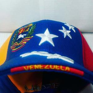 Gorra Original Tricolor Venezuela