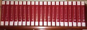 Gran Enciclopedia Espasa Completa 20 Tomos. Como Nueva