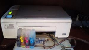 Impresora Multifuncional Hp C Series