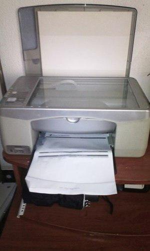 Impresora Multifuncional Hp  (usada) Sin Cartuchos