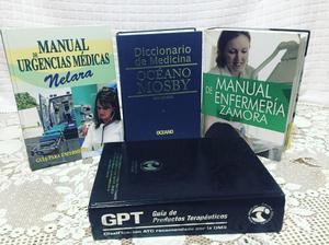 Libros de Enfermeria Y Medicina