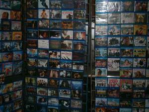 Peliculas Blu Ray (lote De 50)
