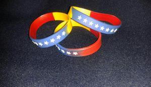Vendo Pulseras Tricolor