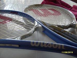 2 Raquetas De Tennis