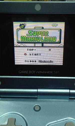 Cartucho Super Mario Land Game Boy 7 Juegos