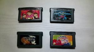 Combo Juegos Para Game Boy