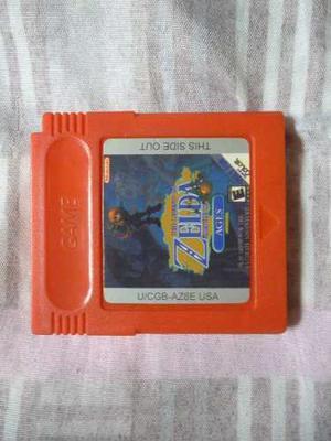 Juego De Game Boy Color: The Legend Of Zelda Oracle Of Ages