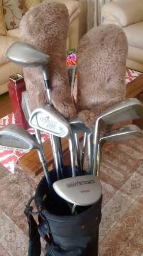 Juego De Palos De Golf Wilson Usados - Negociable