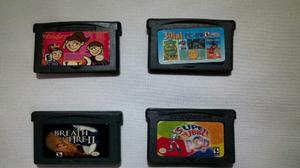 Juegos Para Game Boy Advance Combo