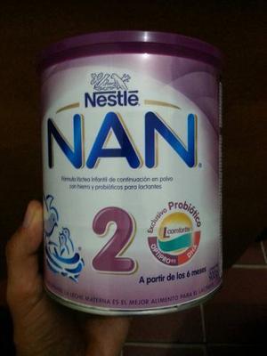 Nan Optipro. Nestle. (para Bebes De 6 A 12 Meses)