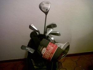 Palos De Golf Con Bolso Usados