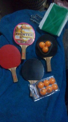 Raquetas De Pin Pong