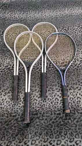 Raquetas De Tennis En Aluminio