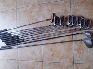 Set Completo De Palos De Golf Wilson