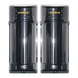 Barrera Fotoeléctrica Detector Infrarrojo Doble Contacto.