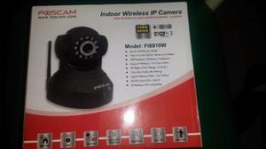 Camara Ip Wifi Foscam Fiw Inalambrica Motorizada