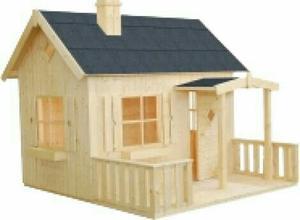 Casas De Madera Para Niñas