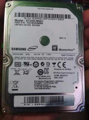 Disco Duro Samsung Sata 320 Gb Para Lapto Casi Nuevo Remate