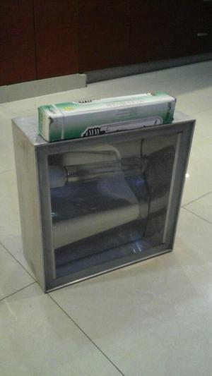 Faro Reflector 400watts Vapor de Sodio