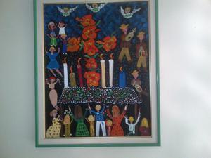 Obra, categoría Arte Ingenuo de la artista Rosa Contreras