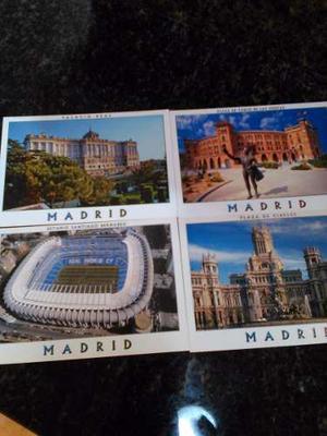 Postales De Madrid Originales
