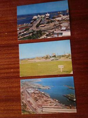 Postales Del Puerto La Guaira Y Terminal De Pasajeros
