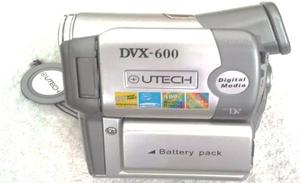 Video Camara Digital 12 Mp Utech Dvx-600 Ofertaaaa!!!