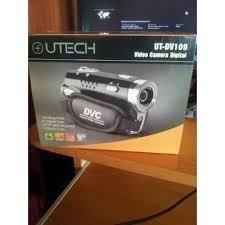Video Camara Utech Ut-dv109 Nueva Con Todo Y En Su Caja
