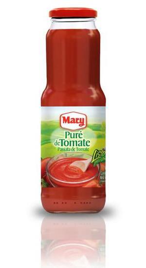 pure de tomate mary
