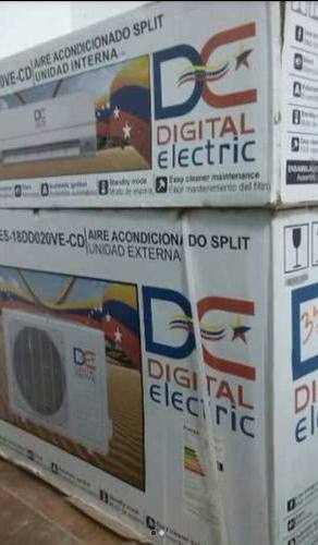 Aire Acondicionado Split  Btu Digital Electric