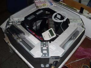 Consola Tipo Cassette Para Mps De  Btu/h Y  Btu