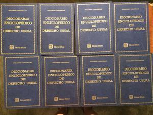 Diccionario Enciclopedico de Derecho