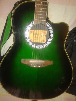 Guitarra Electroacustica Phil Pro