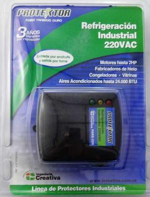Protector Refrigeración 220v Aire Acondicionado
