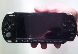 Psp  Sony Chipiado Rematoo Negociable Motivo De Viaje