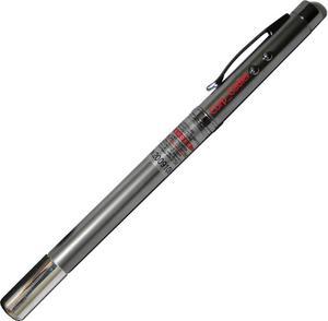 Apuntador Laser Y Extendible Antena Con Boligrafo, Linterna.