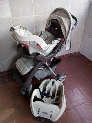 Coche Para Bebé Marca Graco Sistema De Viaje Con Porta