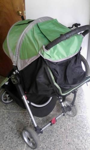 Coche Para Bebe, City Mini, Tres Rueda