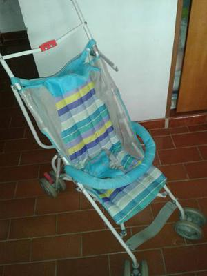 Coche Tipo Paraguas Marca Master Kids