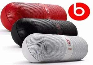 Corneta Beats Pill Bluetooth Aux Micro Sd Fm Usb Recargable