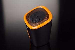 Corneta Bluetooth Sdigital Mod. Beach Recargable, Naranja